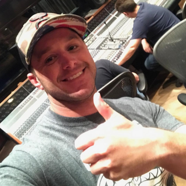 Easton Corbin Instagram username