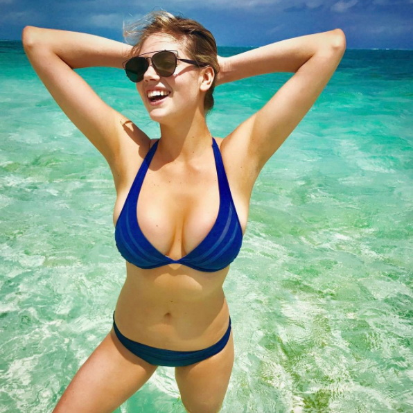 Kate Upton Instagram username