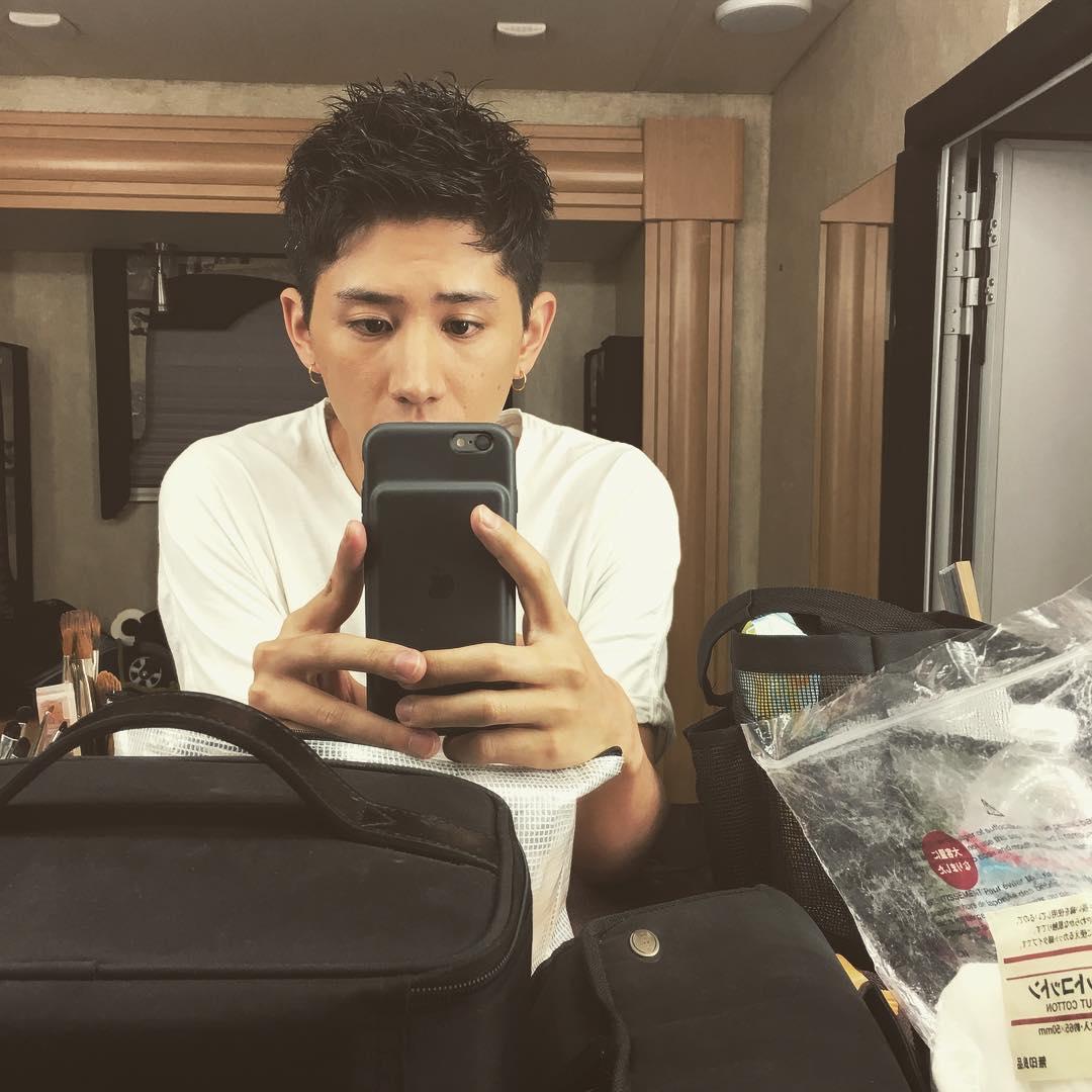 Takahiro Moriuchi Instagram username