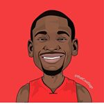 Terrence Ross Instagram username