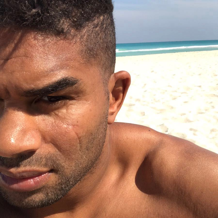 Alistair Overeem Instagram username