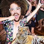 Redfoo Instagram username