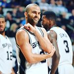 Tony Parker Instagram username