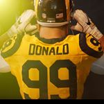 Aaron Donald Instagram username