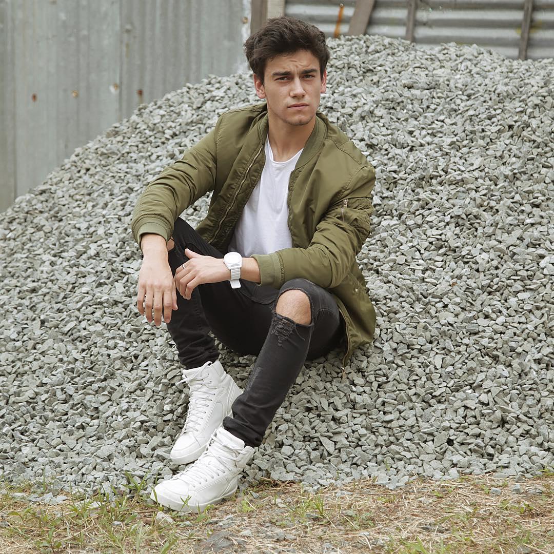 Agustin Bernasconi Instagram username