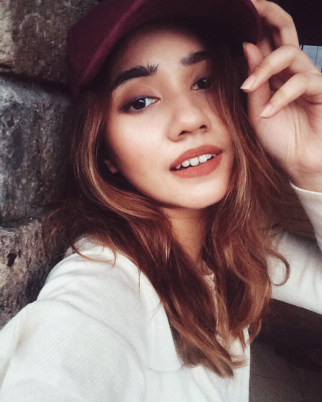 Aileen Clarisse Instagram username