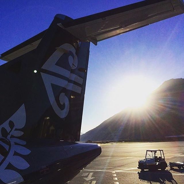 Air New Zealand Instagram username