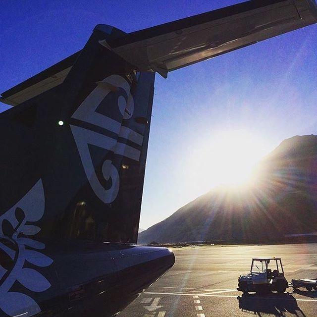 Air New Zealand Instagram username