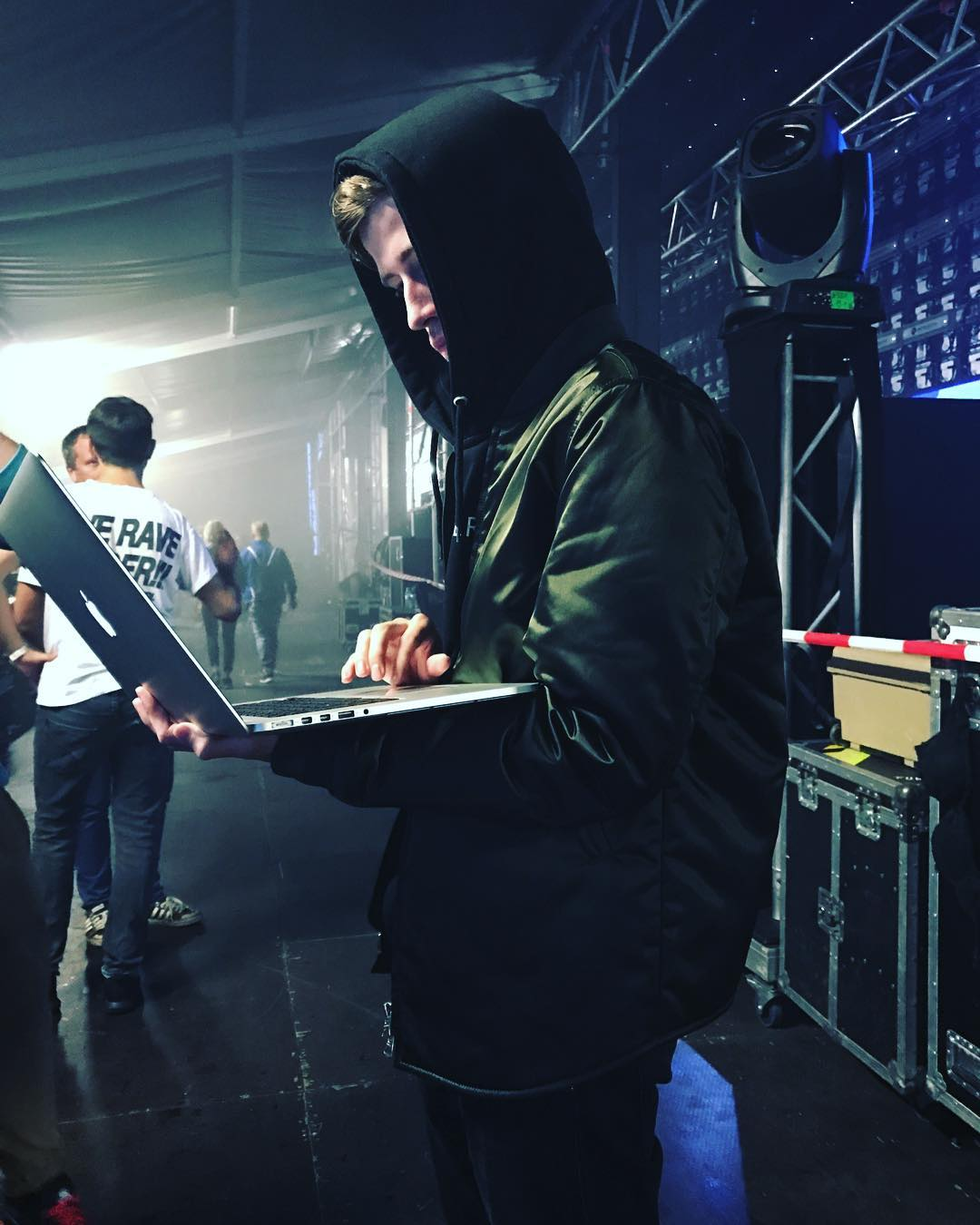 Alan Walker Instagram username