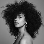 Alicia Keys Instagram username