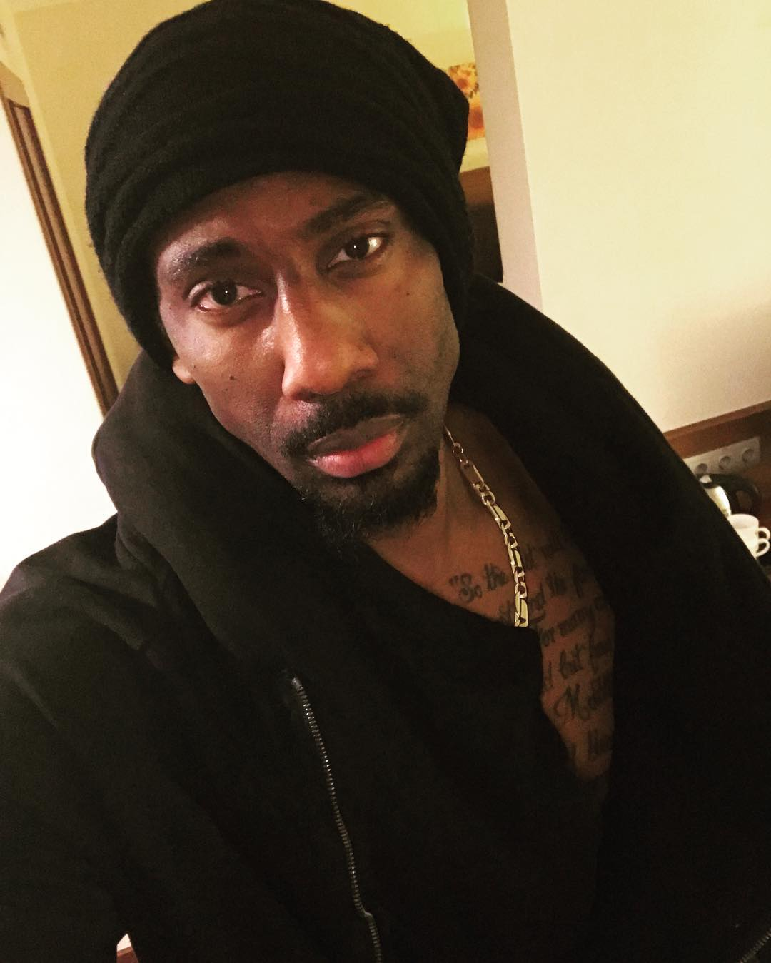 Amare Stoudemire Instagram username