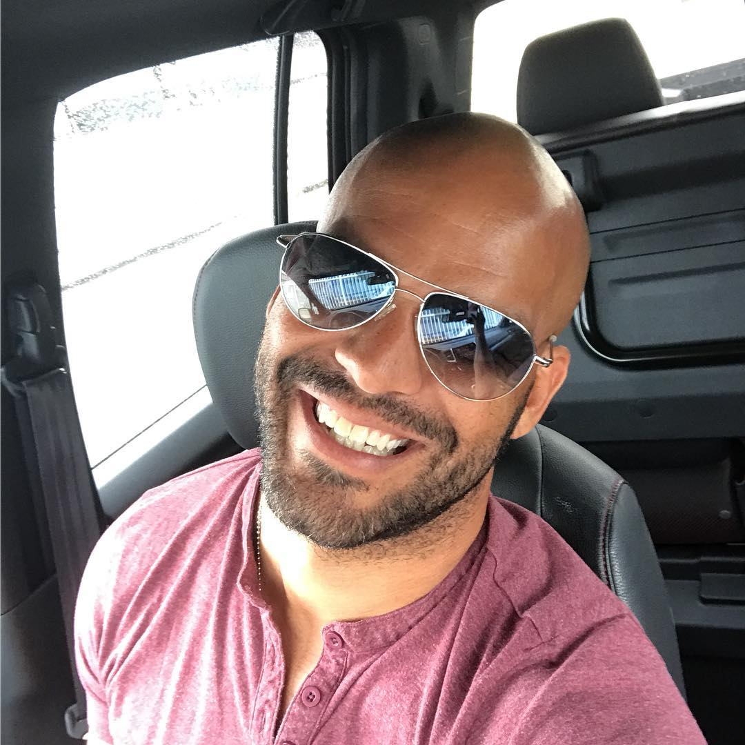Amaury Nolasco Instagram username