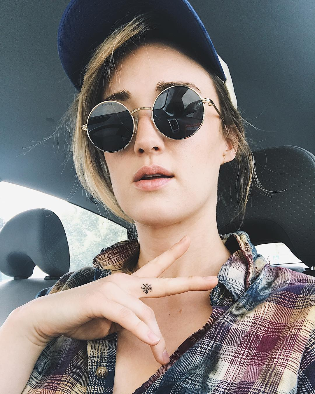 Ashley johnson Instagram username