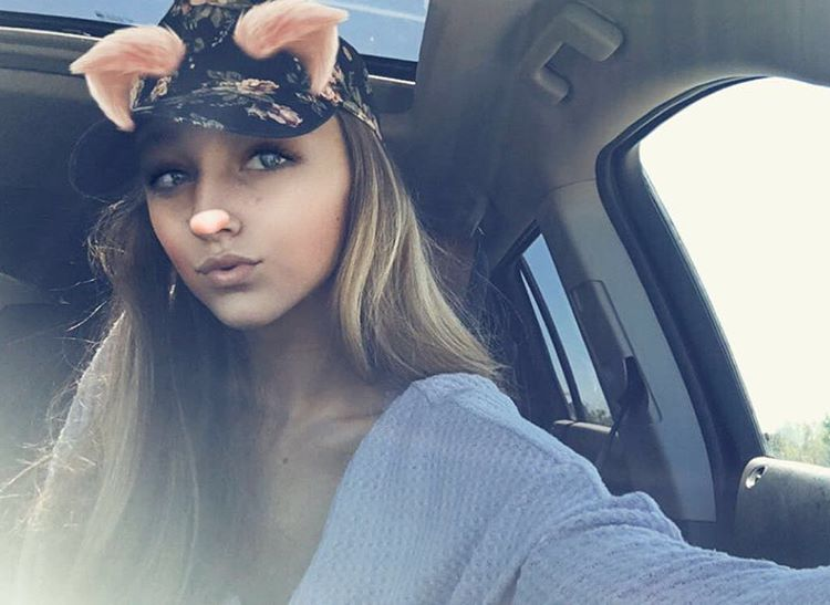 Ava Cota Instagram username