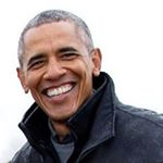 Barack Obama Instagram username