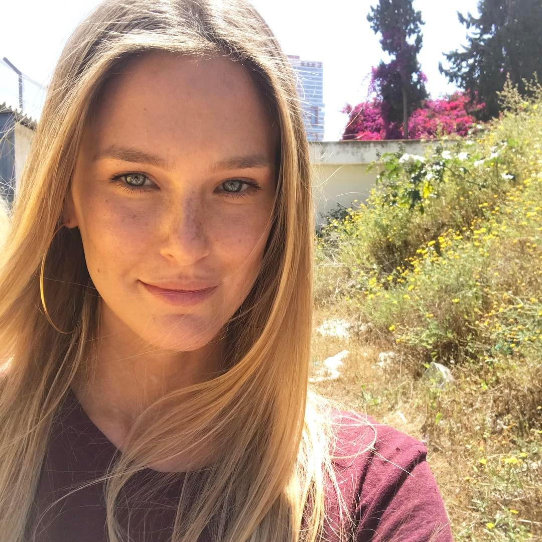Bar Refaeli Instagram username