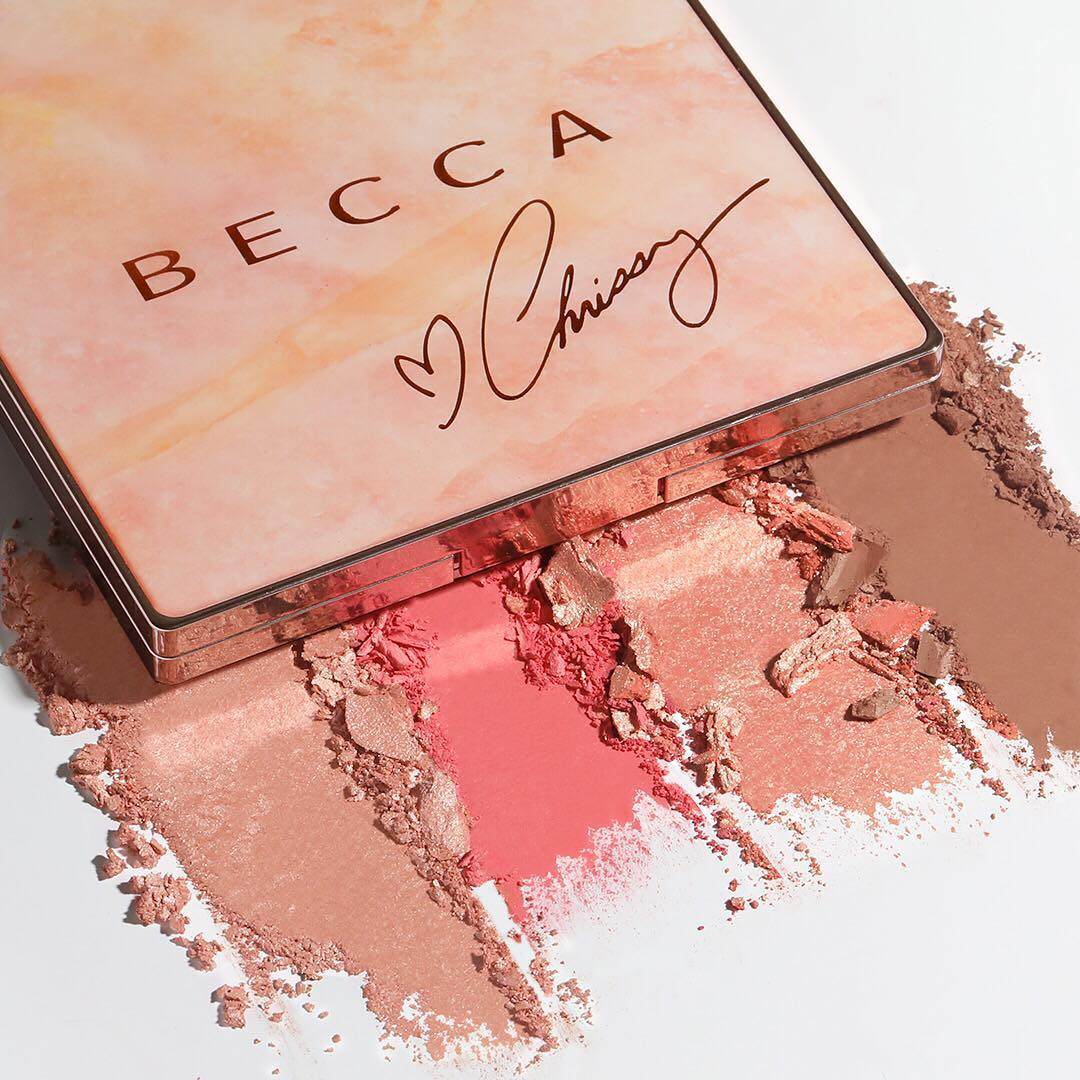 BECCA Cosmetics Instagram username