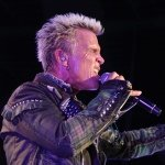 Billy Idol Instagram username