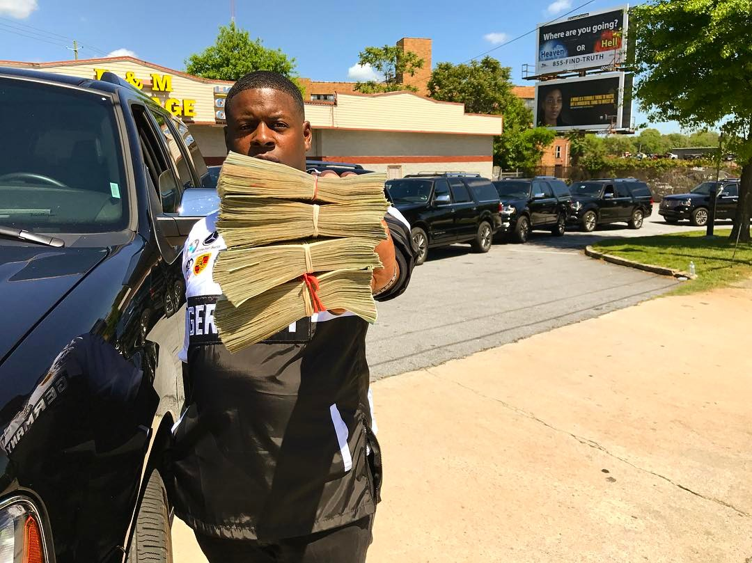Blac Youngsta Instagram username