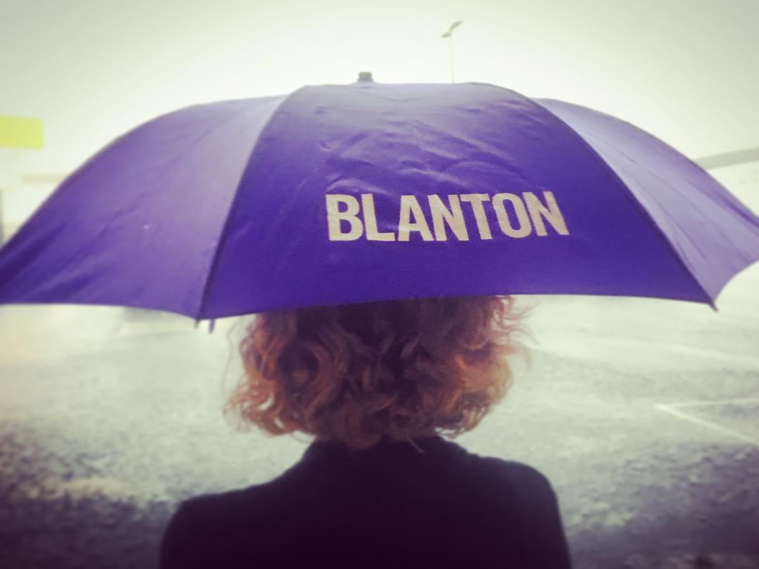 Blanton Museum of Art Instagram username