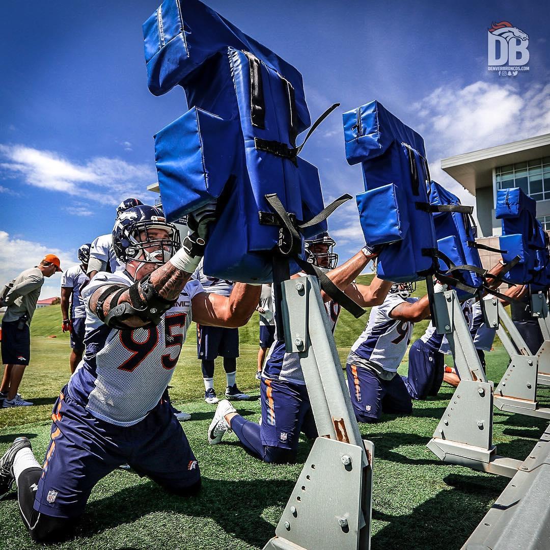 Denver Broncos instagram