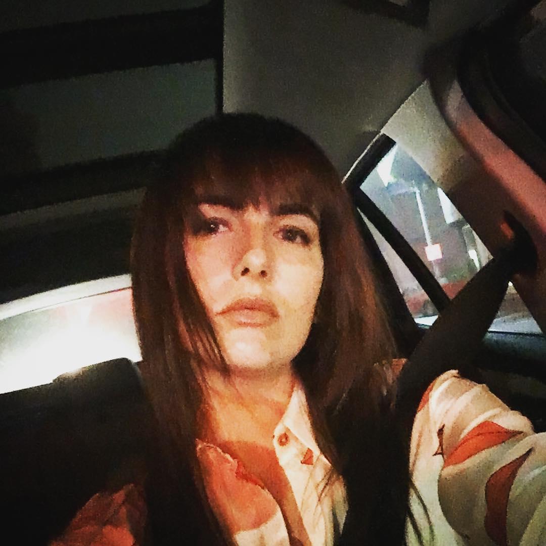 Camilla Belle Instagram username