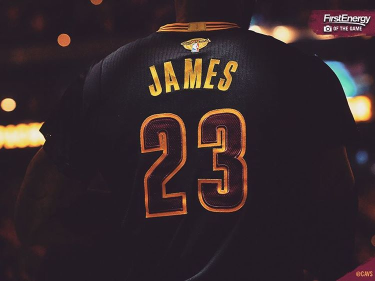 Cleveland Cavaliers Instagram username