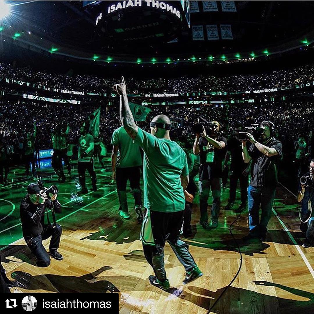 Boston Celtics Instagram username