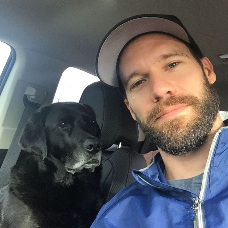 Chad Brownlee Instagram username