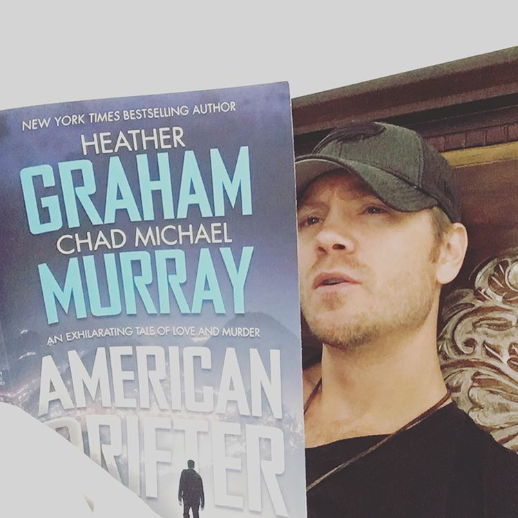 Chad Michael Murray Instagram username
