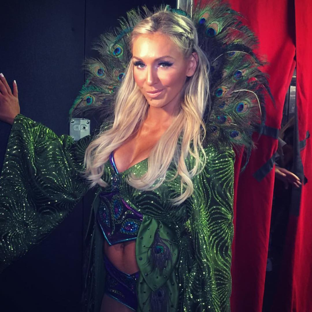Charlotte Flair Instagram username
