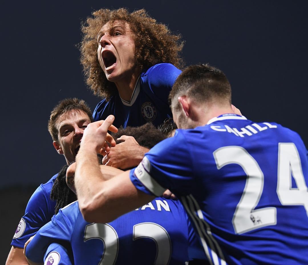 Chelsea FC Instagram username