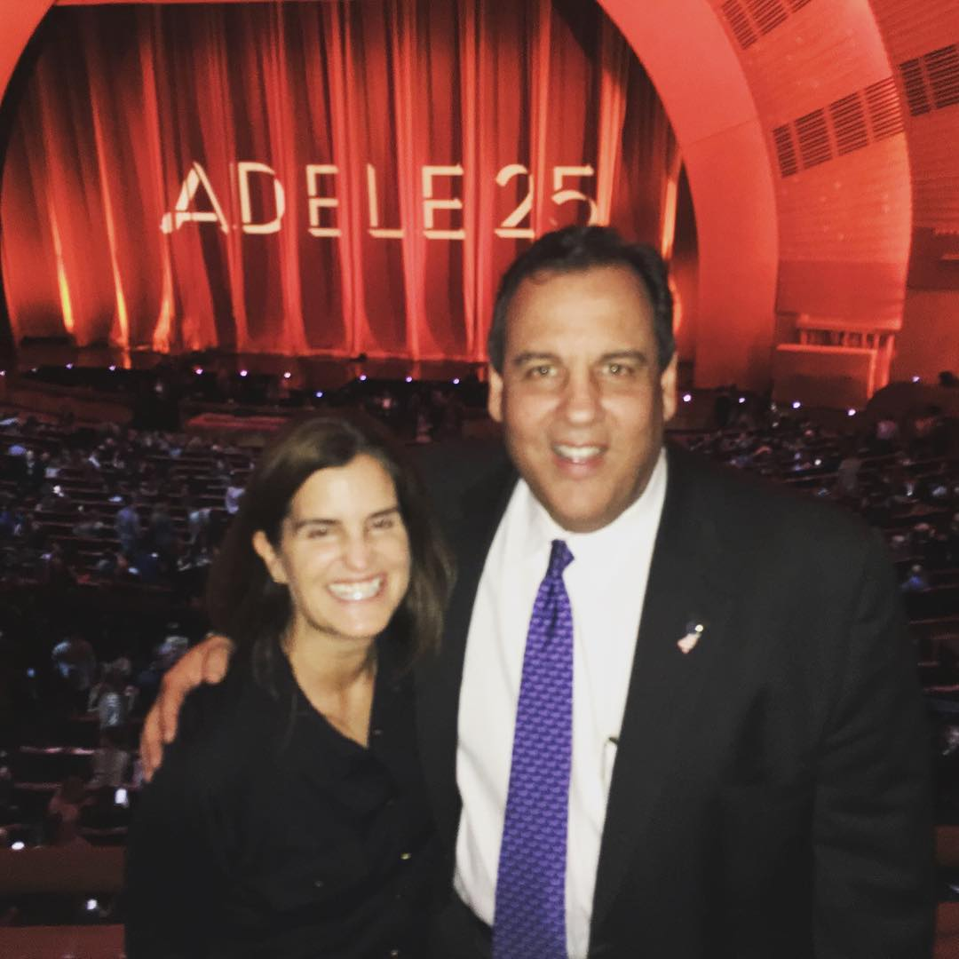 Chris Christie instagram