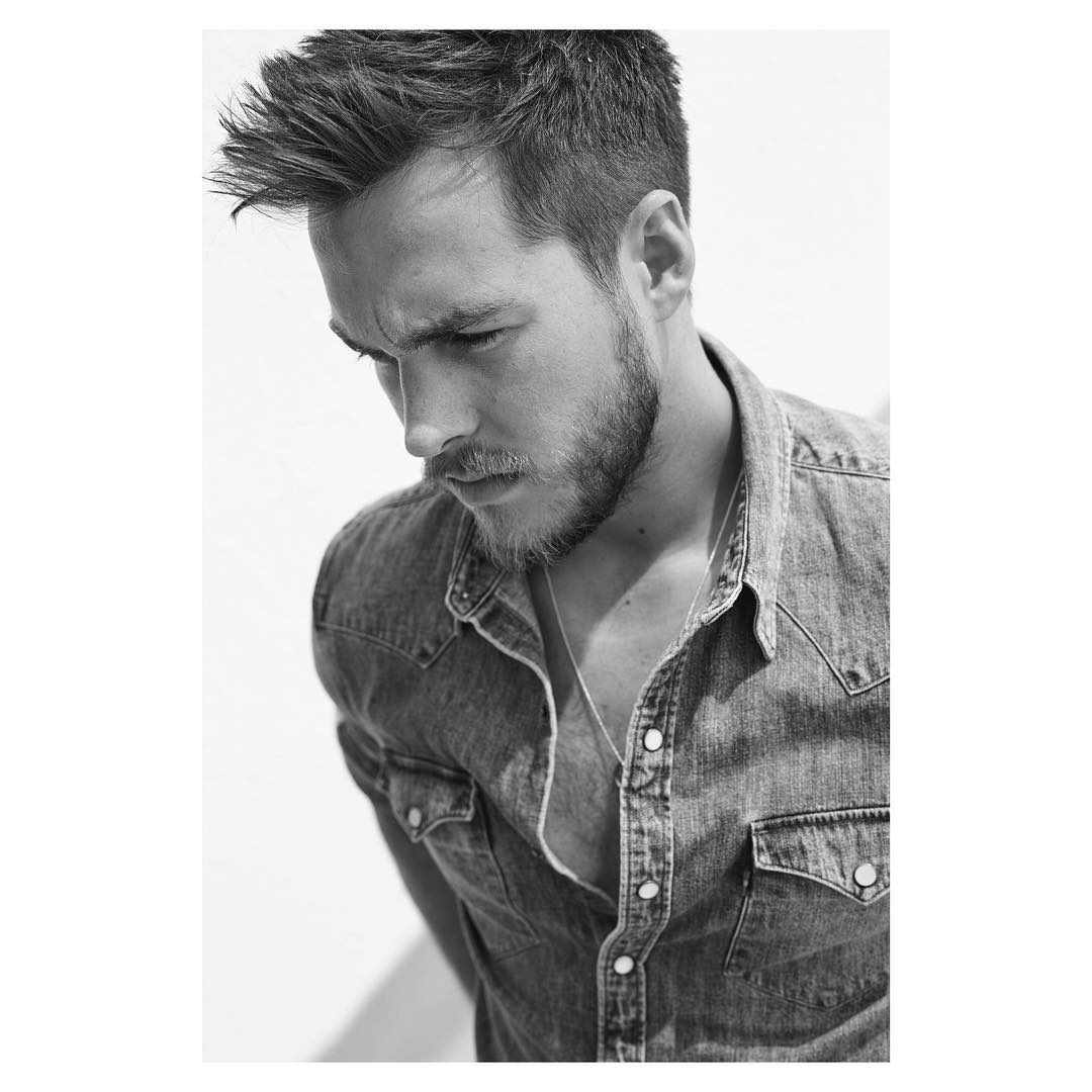 Chris Wood Instagram username