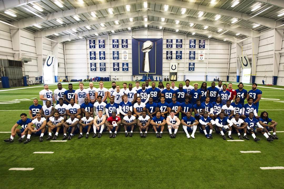 Indianapolis Colts Instagram username