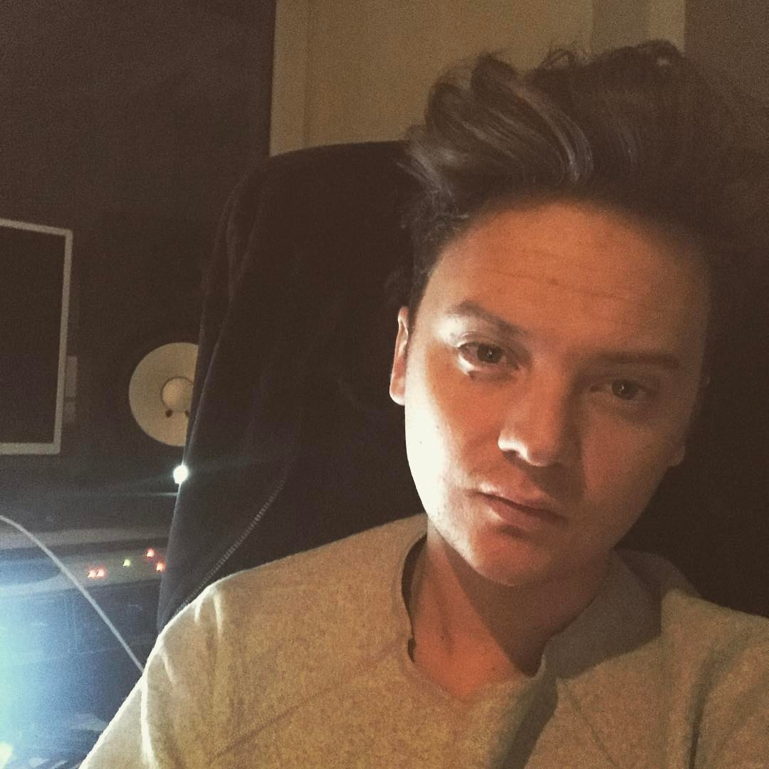 Conor Maynard Instagram username