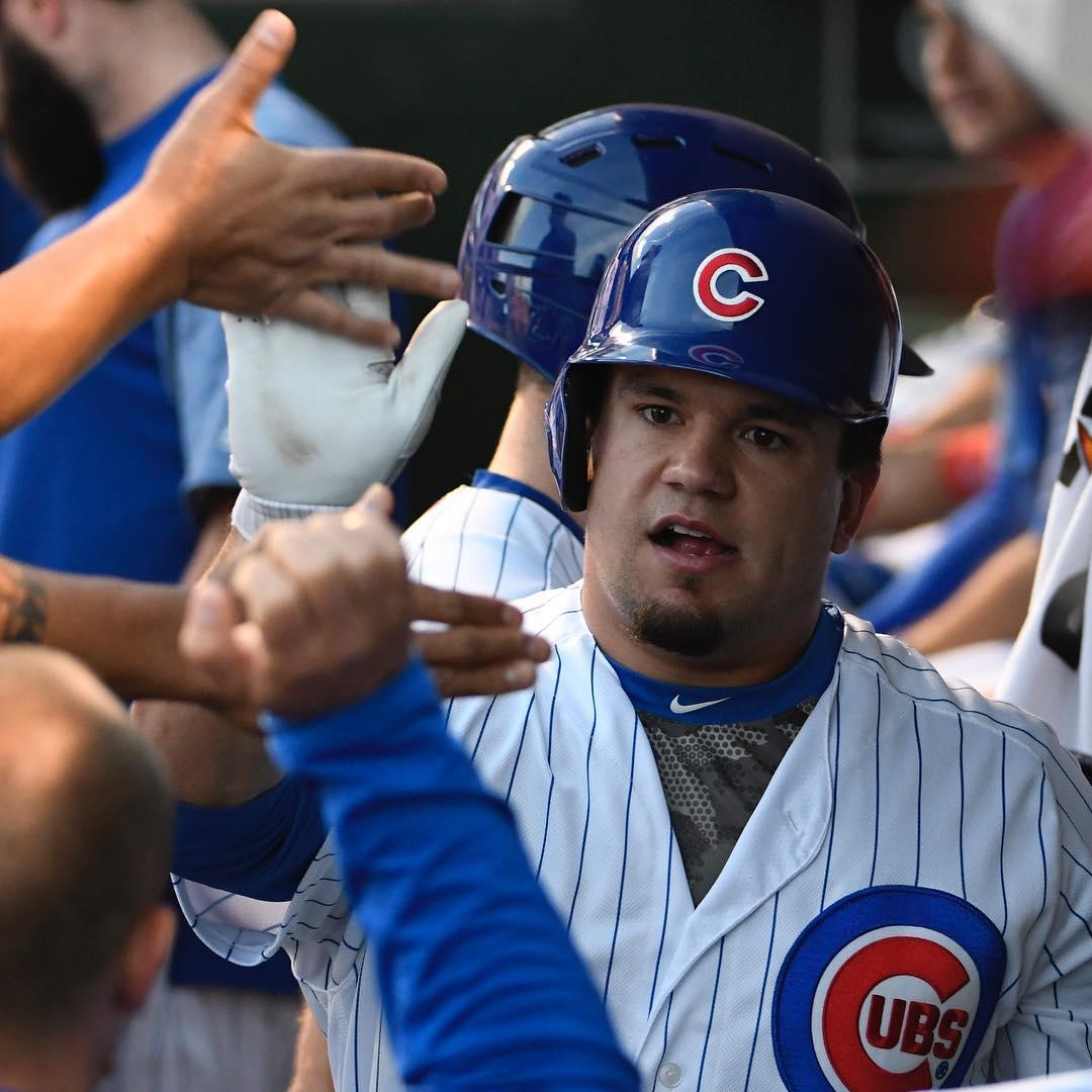 Chicago Cubs instagram