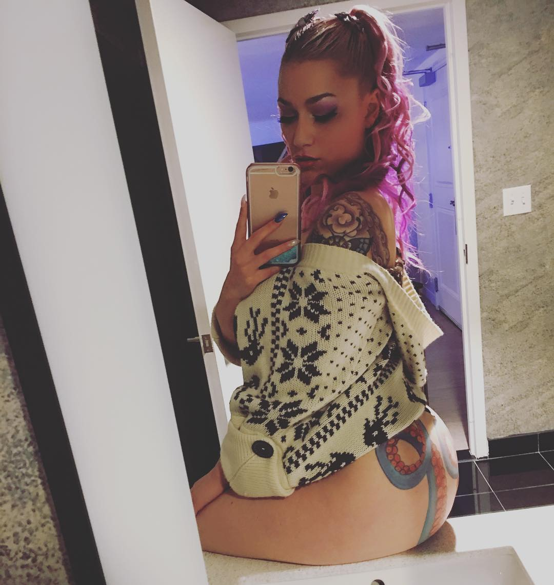 Daizha Morgann Instagram username