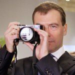 Дмитрий Медведев Instagram username