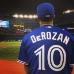 DeMar DeRozan Instagram username