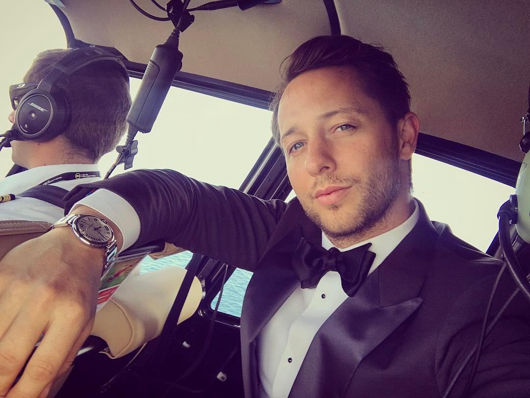 Derek Blasberg Instagram username