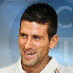 Novak Djokovic Instagram username