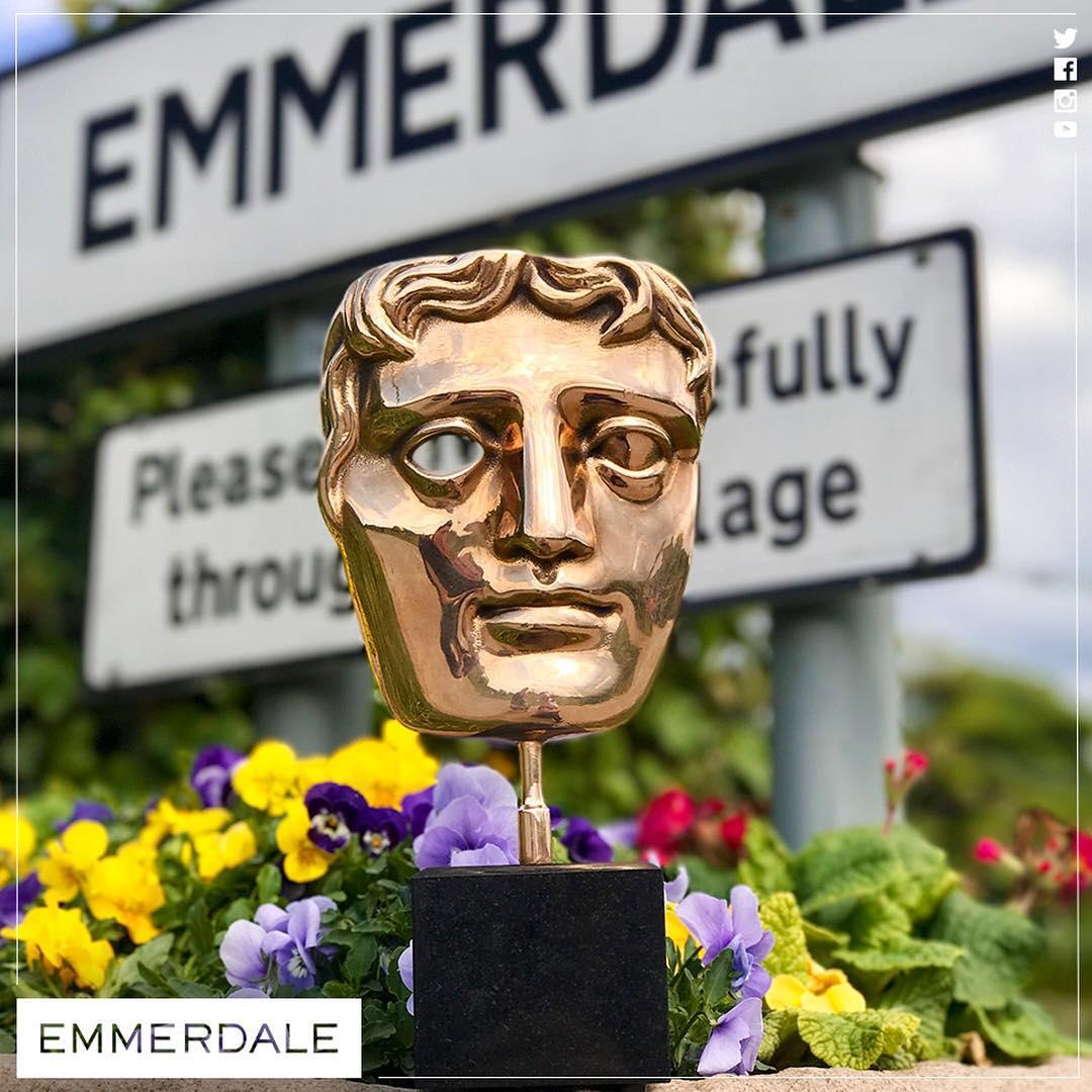 Emmerdale Instagram username