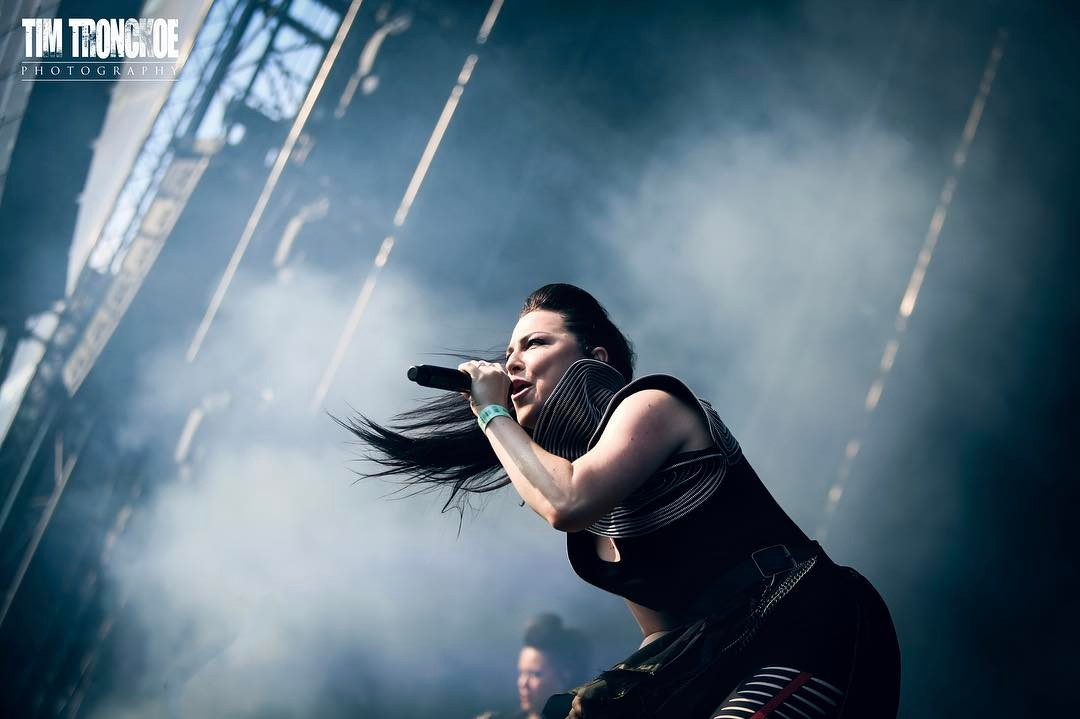 Evanescence instagram