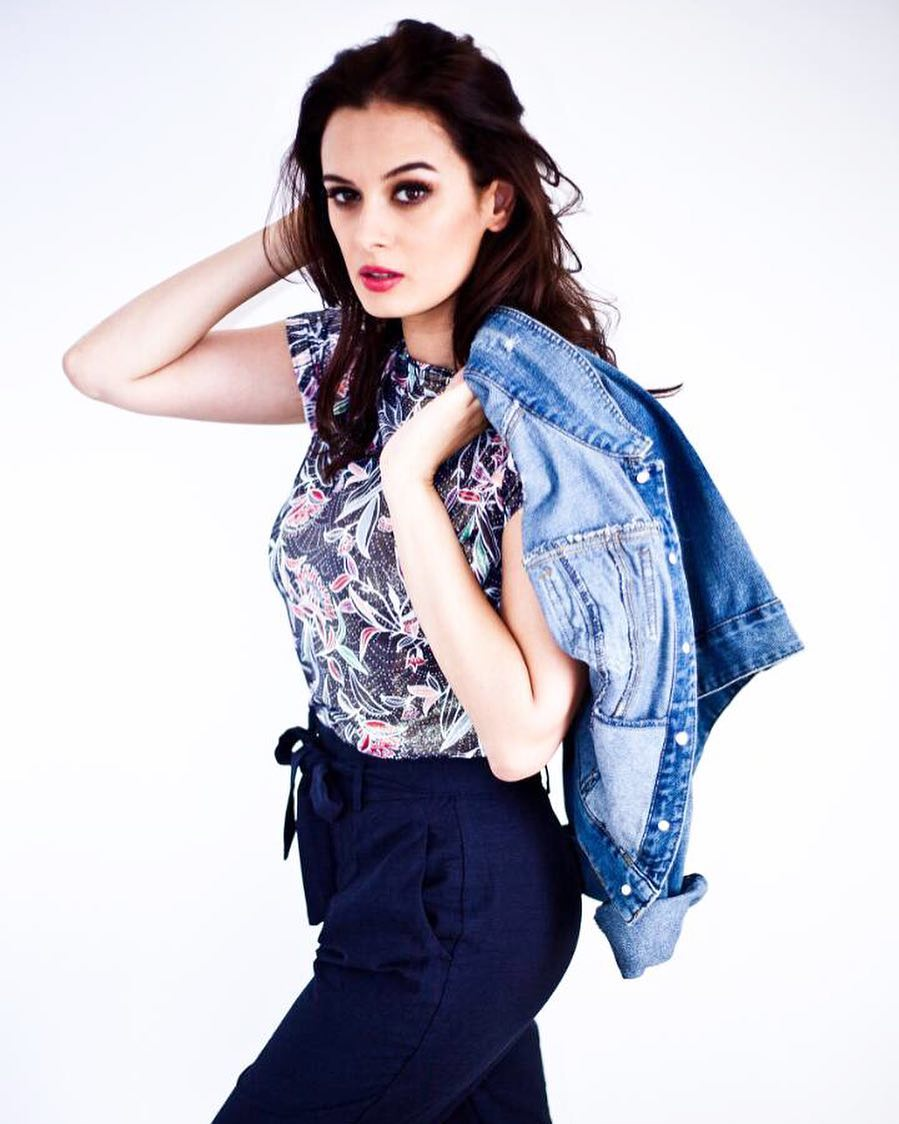 Evelyn Sharma Instagram username