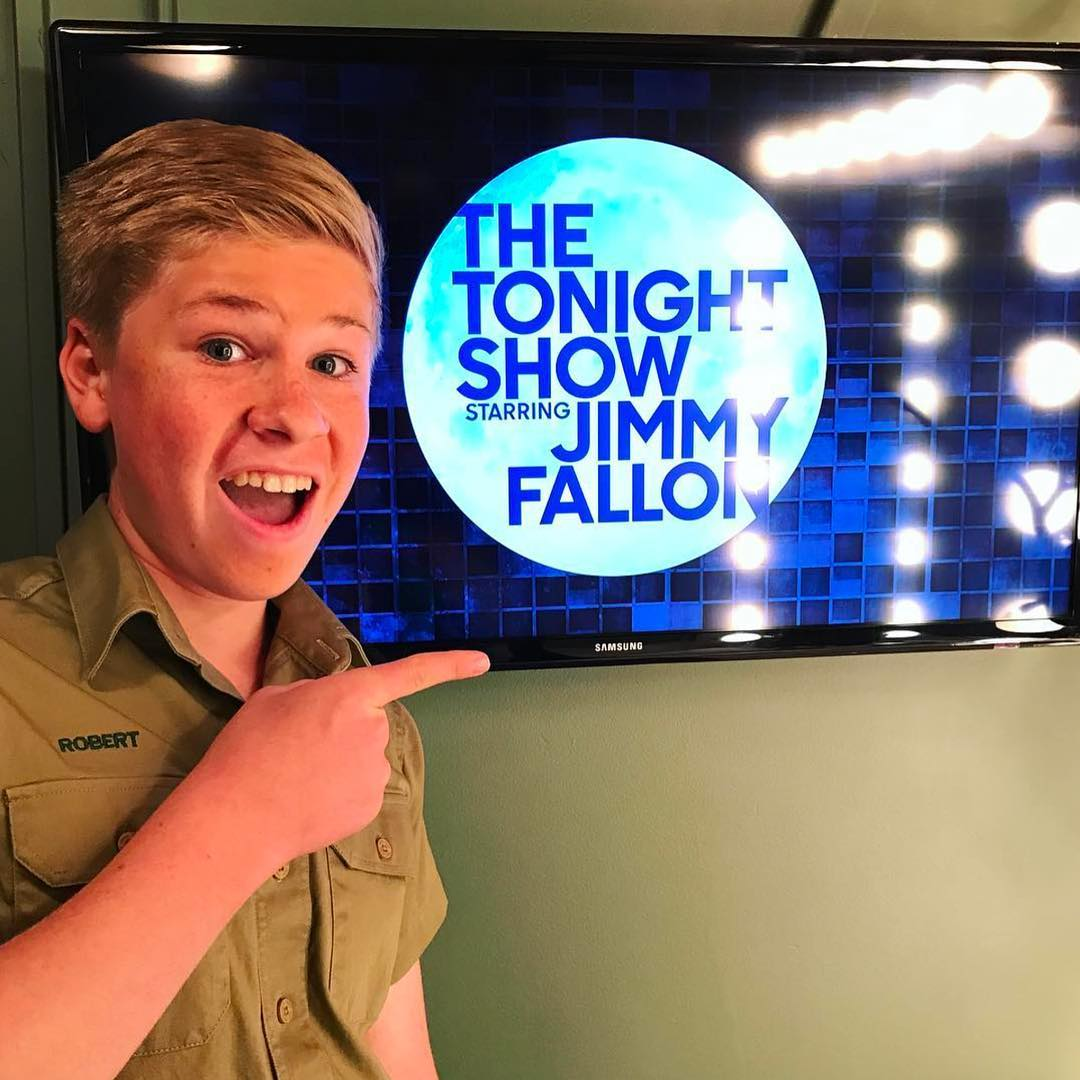 Fallon Tonight Instagram username