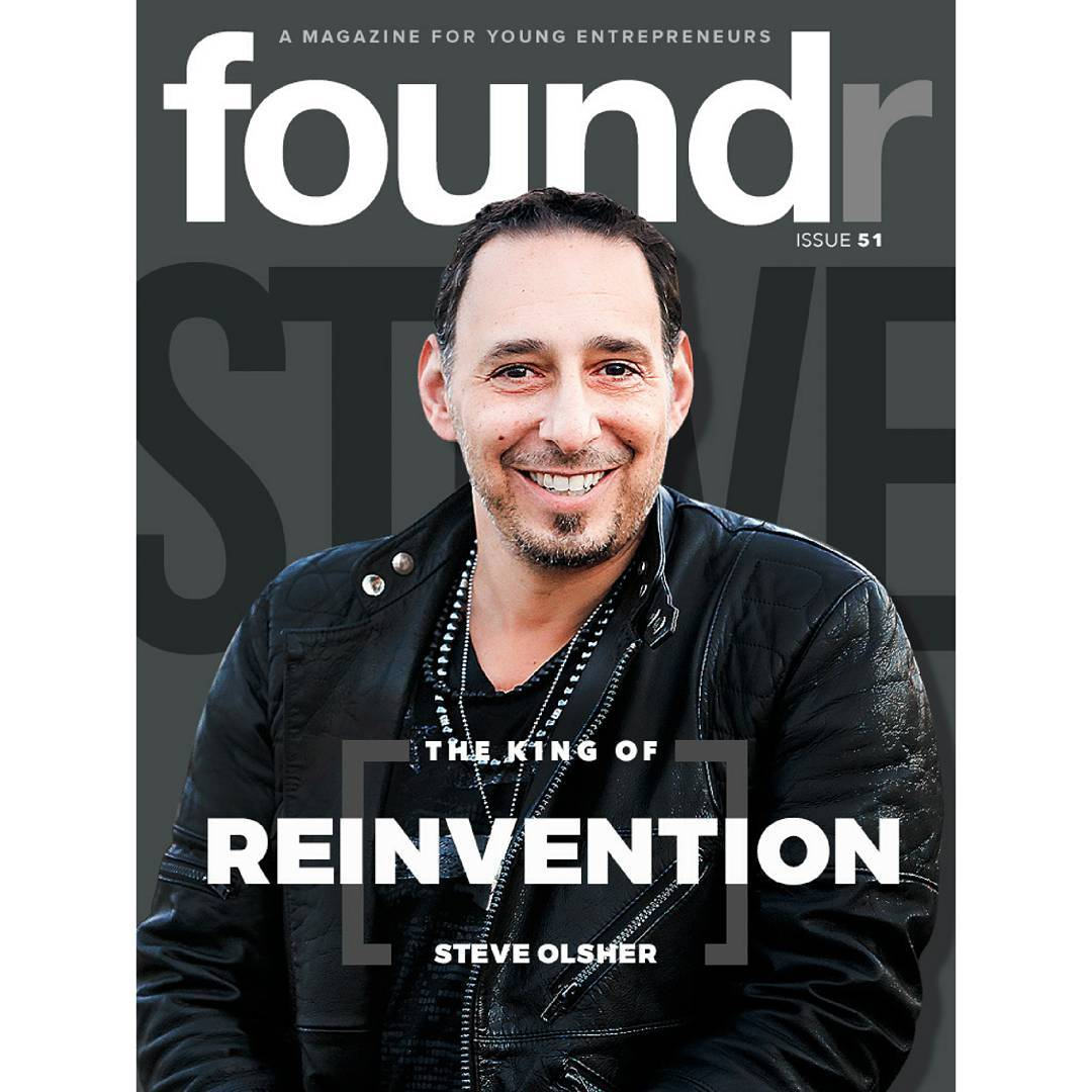Foundr Magazine Instagram username