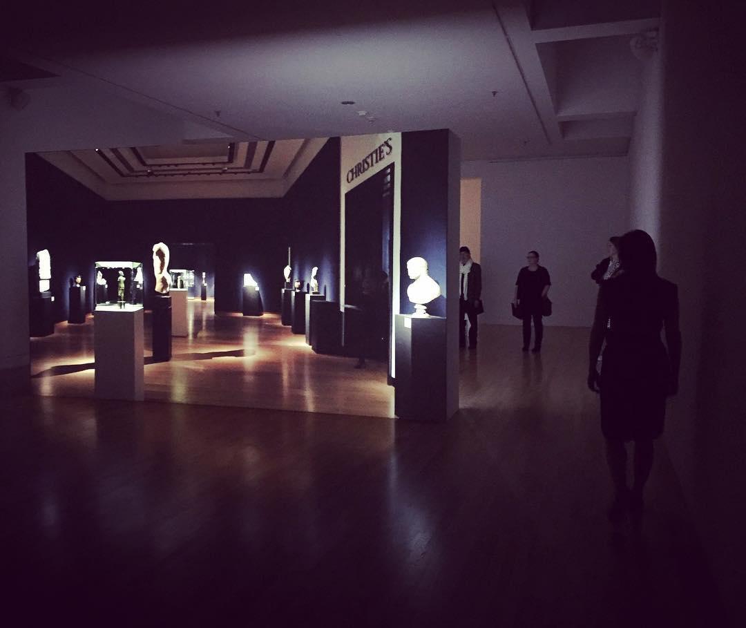 Frye Art Museum Instagram username
