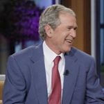 George W. Bush Instagram username