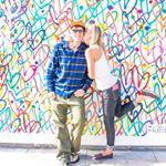 Hannah & Adam instagram